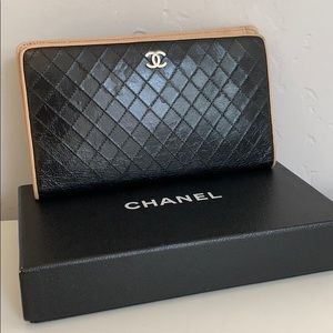 Auth Chanel Wallet